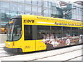 UVS1155 : Dresdener Strassenbahn (Dresden Tram) by Colin Smith