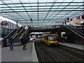 UNV1505 : Bad Cannstatt: Stadtbahnhaltestelle Wilhelmsplatz by Hansjörg Lipp