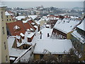 UUS9369 : Meissen - Dachlandschaft (Roofscape) by Colin Smith