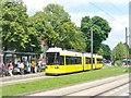 UUU9125 : Pankow - Strassenbahn (Tramway) by Colin Smith