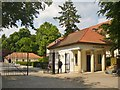 UUU9226 : Schloss Schoenhausen - Pforte (Schoenhausen Palace - Gateway) by Colin Smith