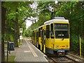 UVU1011 : Berliner Linie 61 - Endstation by Colin Smith