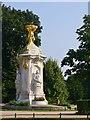 UUU8919 : Tiergarten - Musikerdenkmal by Colin Smith