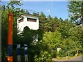 UUU8535 : Bergfelde - Ehemaliger Beobachtungsturm (Former Observation Tower) by Colin Smith