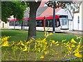 UPB4249 : Erfurt - Tramschleife (Tram Loop) by Colin Smith