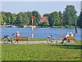 UUU7831 : Nieder Neuendorf - Seeblick (Lake Viewpoint) by Colin Smith