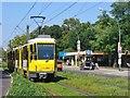 UUU9917 : Friedrichsfelde - Tram Nach Schoeneweide by Colin Smith