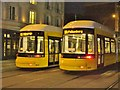 UUU9120 : Endstation Hackescher Markt by Colin Smith