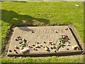 UUU6607 : Friedrich der Grosse - Grabplatte (Frederick the Great - Gravestone) by Colin Smith