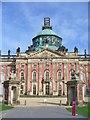 UUU6507 : Potsdam - Neues Palais by Colin Smith