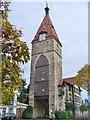 UNV5805 : Schwäbisch Gmünd - Schmiedtorturm by Colin Smith