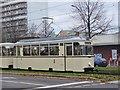 UUU9422 : Greifswalder Strasse - Historischer Tram by Colin Smith