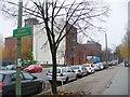 UUU8927 : Ortseingang Wilhelmsruh - Kopenhagener Strasse (Entering Wilhelmsruh - Kopenhagener Strasse) by Colin Smith