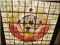 UUU8926 : Schönholzer Heide - Sowjetisches Ehrenmal - Glasdach (Soviet Memorial - Glass Roof) by Colin Smith