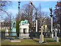 UUU8921 : Invalidenfriedhof - General von Scharnhorst by Colin Smith