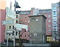 UUU8921 : Berlin - Wachturm an der Kieler Strasse (Watch Tower on Kieler Strasse) by Colin Smith