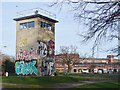 UUU9417 : Schlesischer Busch - Wachturm (Watch Tower) by Colin Smith