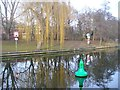 UUU9416 : Kreuzberg - Landwehrkanal by Colin Smith