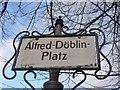 UUU9218 : Kreuzberg - Alfred-Döblin-Platz (Alfred Doeblin Square) by Colin Smith