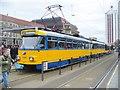 UUS1791 : Leipzig - Tram am Hauptbahnhof by Colin Smith