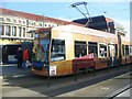UUS1791 : Leipzig - Tram am Hauptbahnhof (Tram at Main Railway Station) by Colin Smith
