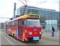 UUS1790 : Leipzig - Tram am Augustusplatz by Colin Smith