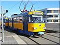 UUS1789 : Leipzig - Tram am Bayrischen Platz by Colin Smith
