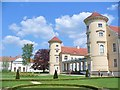 UUU5885 : Schloss Rheinsberg (Rheinsberg Palace) by Colin Smith