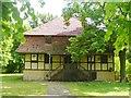 UUU7304 : Potsdam - Jagdschloss Stern - Kastellanhaus ('Star Hunting Lodge' - Knight's House) by Colin Smith