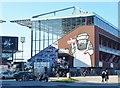 UNE6434 : Millerntor-Stadion - Osttribune (Millerntor Stadium - East Stand) by Colin Smith