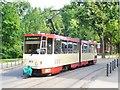 UVT6998 : Frankfurt (Oder) - Tram by Colin Smith