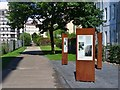 UUU9122 : Berlin - Mauerweg (Berlin Wall Path) by Colin Smith