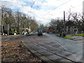 ULB4499 : Departing tram by Robert Harvey