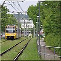 UNV0902 : Botnang - Stadtbahnlinie an der Beethovenstraße by Andreas Gmelin-Rewiako