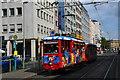 UMA7550 : Der Frankfurter Ebbelwei-Expreß - historische Stadtrundfahrt-Tram mit Apfelwein/saft-Ausschank by Klaus G