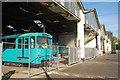 UMA7754 : Frankfurt/Main Schwabstr. altes Straßenbahn-Depot Eckenheim by Klaus G