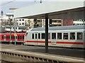 UMV6180 : Mannheim Hauptbahnhof - Drei Zuggattungen by gps-for-five