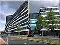 ULB4178 : Düsseldorf Heerdt  - Bürogebäude eines Mobilfunkbetreibers by gps-for-five