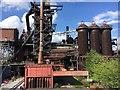 ULC4505 : Landschaftspark Duisburg Nord - Stillgelegter Hochofen 2 und Cowper by gps-for-five