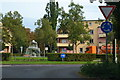 UMA9254 : Am Beethovenplatz in Hanau by Klaus G