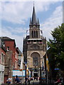 UKB9428 : Das Westwerk des Aachener Doms by Bicycle repair man