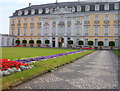ULB5232 : Schloss Augustusburg, Westfassade - Brühl by Bicycle repair man
