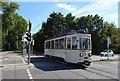 UMV5581 : Ludwigshafen: Historische Straßenbahn auf einer Sonderfahrt by Harald Sogl