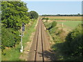 UPE1666 : Bahnstrecke by Sebastian und Kari