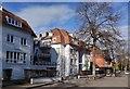 UMU1315 : Häuser in der Beethovenstraße am Goetheplatz by JanMartin