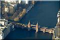 UUU9417 : Oberbaumbrücke von oben by JanMartin